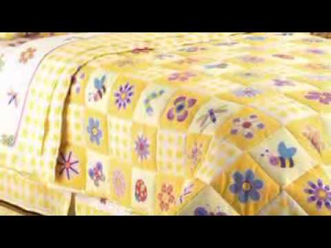 Flowerland Bedding By Olive Kids