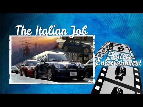 The Italian Job - GTA Movie Edition (Awesome Replica!)