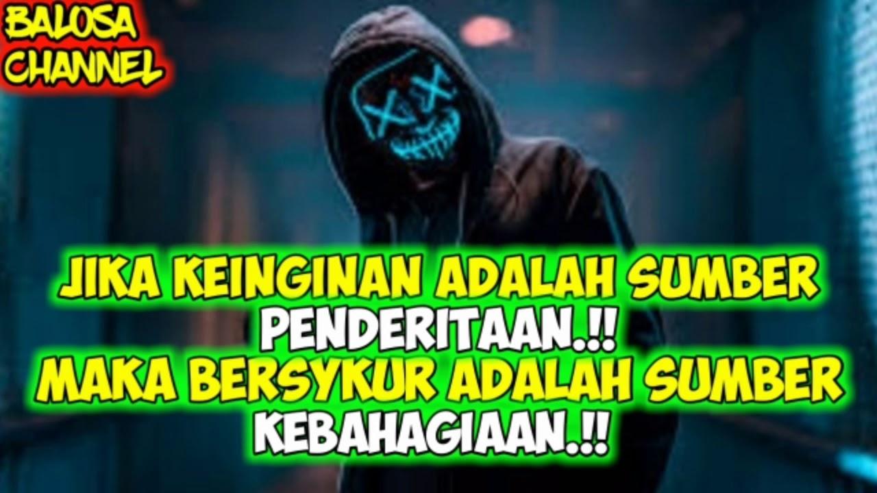 TERBARU 2019 Kumpulan Quotes Bijak Berkelas Montivasi Sindiran Lagu DJ KALAU BACOT PAKE PELANGI