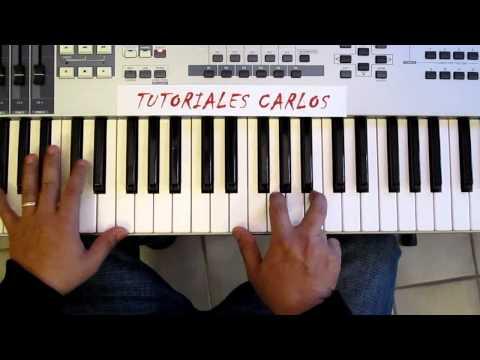 Ho jerusalen que bonita eres - Himnos tutorial carlos
