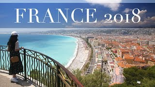 Nice, France Vlog 2018 ~ Fables in Fashion