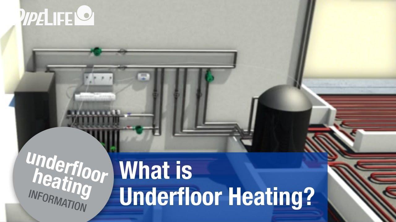what boiler do i need for underfloor heating