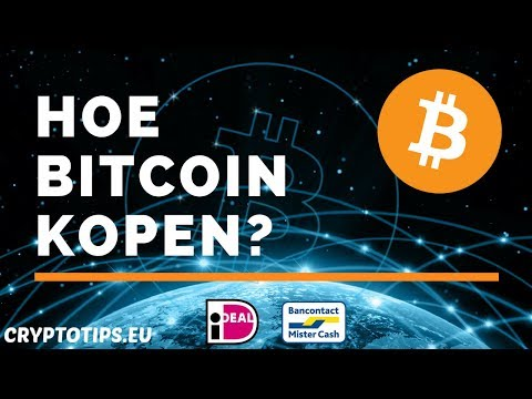 Bitcoin kopen met iDEAL en opslaan in wallet (Beginner)
