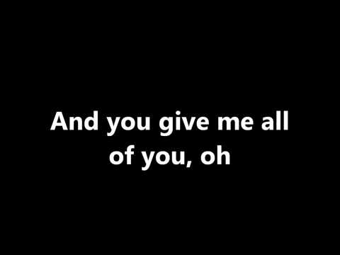 All of me song lyric
