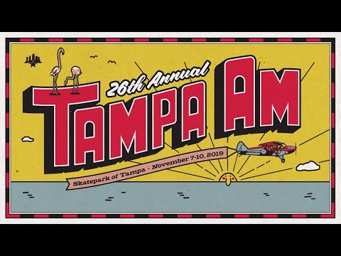 2019 Tampa Am Qualifier and Independent Best Trick