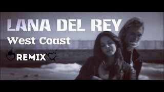 Lana Del Rey - West Coast (The Young Proffesionals Minimal Remix)