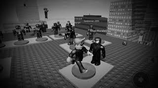 Tanner playing roblox
