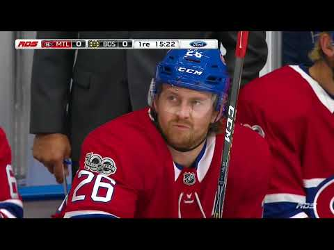 NHL 17/18 Montreal Canadiens - Boston Bruins