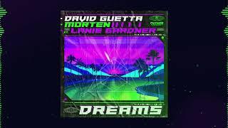 David Guetta & MORTEN - Dreams (ft. Lanie Gardner) [visualizer]