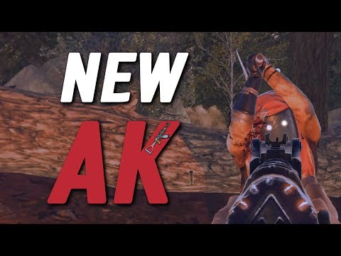 RUSTㆍThe POWER of NEW AK