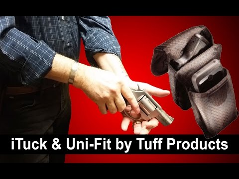 iTuck and Uni-Fit IWB Holsters - YouTube