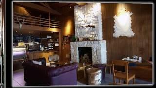 Desain interior antlers cafe of surabaya