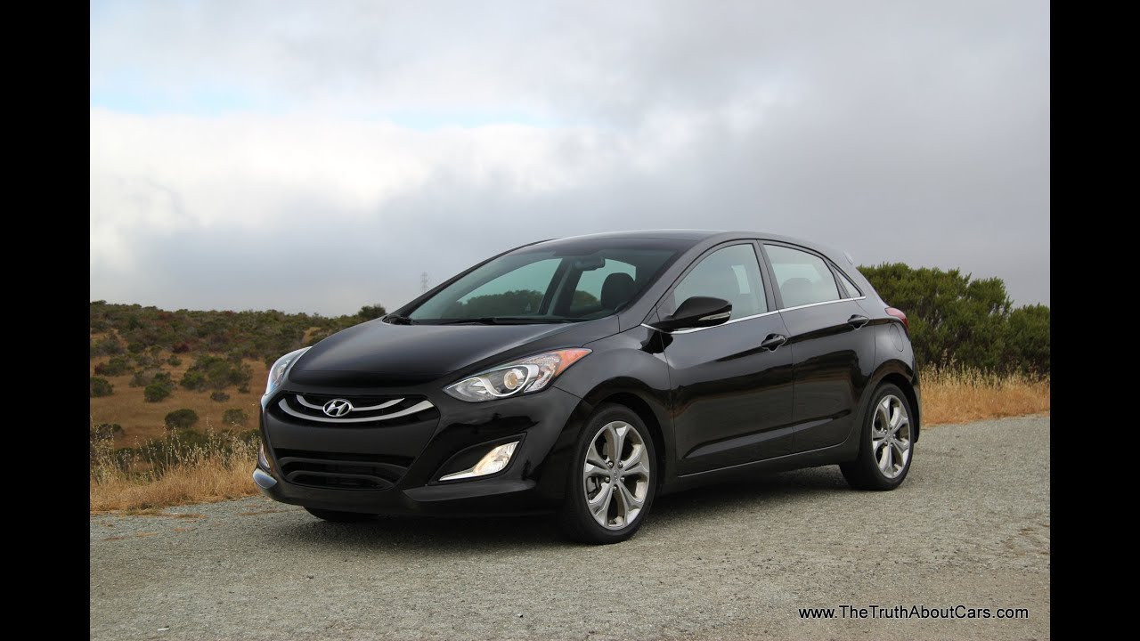 2013 Hyundai Elantra Gt Review And Road Test Youtube