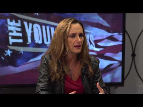 Outspoken Former CIA Operative Lindsay Moran - Interview