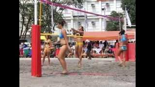 UAAP Season 76 Women's Volleyball: ADMU vs FEU