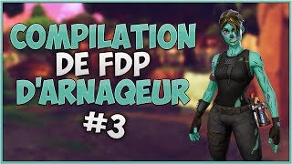 FDP COMPILATION OF ARNAQUEUR #3 M4 HALLOWEEN - Save the World Fortnite