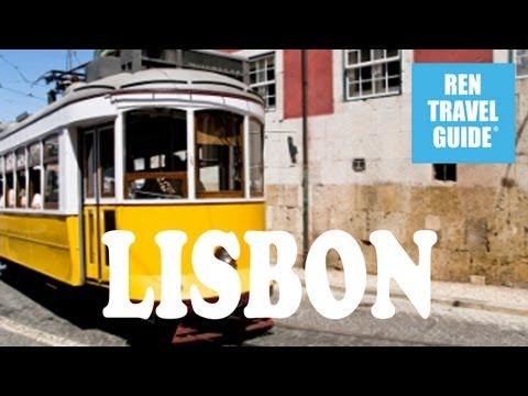Lisbon (Portugal) - Ren Travel Guide Travel Video