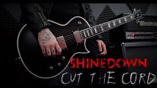 shinedown cut the cord guitar cover mtrm