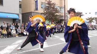 朝霞なると人魚姫 2016 つるせよさこい祭り.