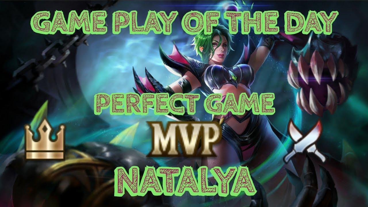 Aov Game Play Of The Day Natalya Arena Of Valor