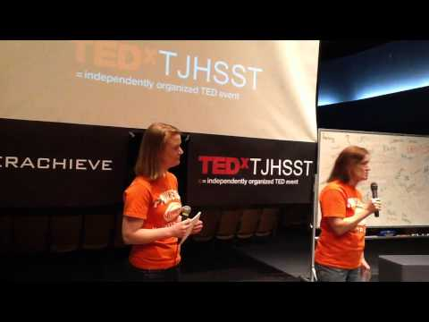 I used to live my life at breakneck speed until I broke my neck | Jackie and Judy Bello | TEDxTJHSST