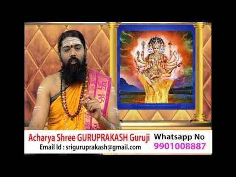 Health Astrology, TV Program By Acharya Shree Guruprakasha Guruji Bangalore