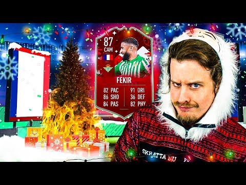 THE MOST OVERPRICED FUTMAS SBC?! 87 FUTMAS FEKIR PLAYER REVIEW! FIFA 20 Ultimate Team
