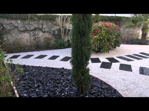 Amenagement de jardin sur plusieurs niveaux doovi for Paysagiste 37