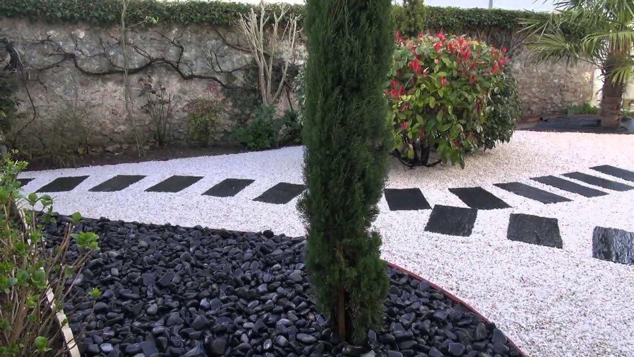 Amnagement de jardin japonais Paysagiste 37  YouTube