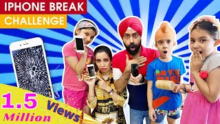 iPhone Break Challenge | Ramneek Singh 1313