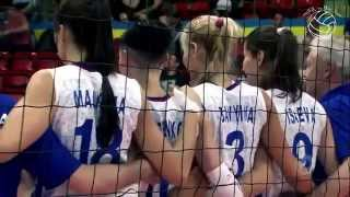 We believe in this team_Russia women's national volleyball team.