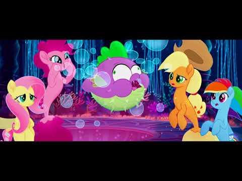 My Little Pony - The Movie   Officiell trailer   Svenska röster   Biopremiär 20 okt