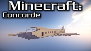 Minecraft: Concorde Tutorial
