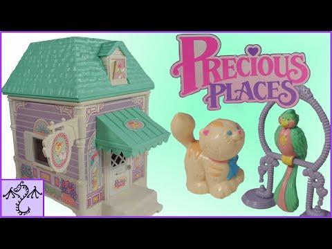 1989 Precious Places Best Friends Pet Shop Review