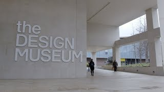 Abloy secures The Design Museum with PROTEC2 CLIQ