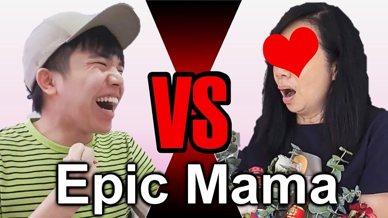 I Surprise Epic Mama Birthday 挑战惊喜我的妈妈,无敌生日秘密计划