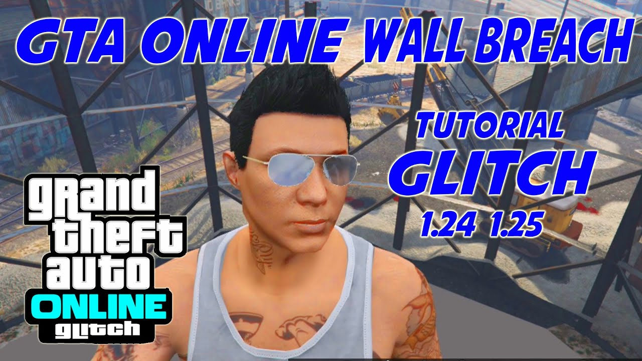 Gta 5 all wall breaches online dating