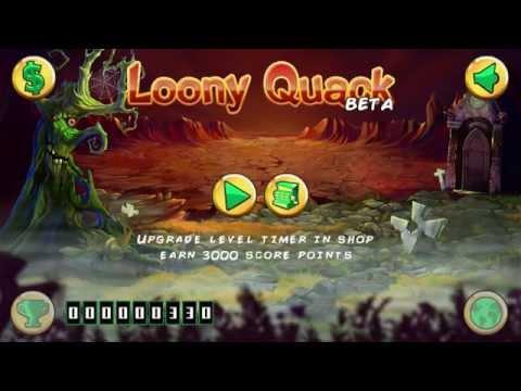 Loony Quack beta gameplay