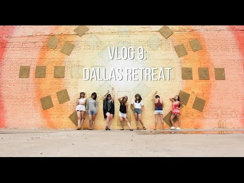 VLOG 9: Dallas Retreat