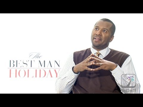 Malcom D. Lee talks world wide box office potential for The Best Man Holiday