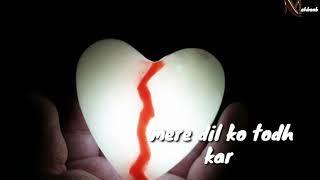 Tu Bhi Mujhe Chhorh Kar / Satyajeet Jena / Official Video