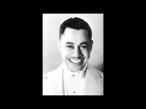 Cab Calloway - I gotta Right to Sing the Blues (1932)