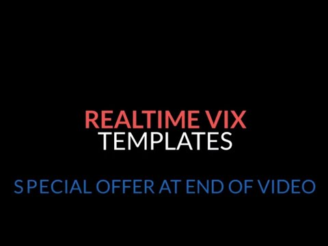 ZoneTraderPro RealTime VIX BloodHound Templates