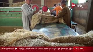زاهي والفراعنة: القدماء المصريين كانوا يهتمون بعمل ملابسهم من خامة الكتان فقط
