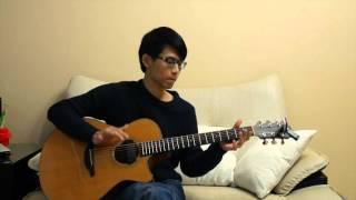 派偉俊x周杰倫-Try (acoustic guitar solo)