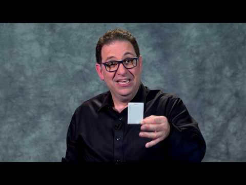 Breaking into a Bank  - Kevin Mitnick demonstrates the Access Card Attack