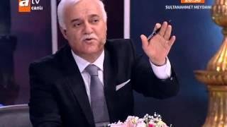 Nihat Hatipoğlu ile İftar - Soruları cevaplıyor - 01.08.2013 - 2
