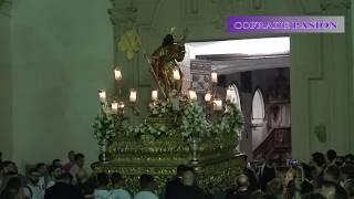 Recogida de Jesús Resucitado de San Francisco (Via Crucis Diocesano Cádiz 2018)