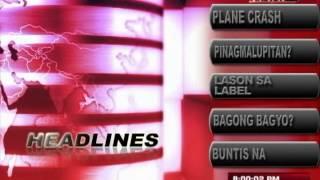 News5E | PAGPUPUGAY SA MGA BAYANING SUNDALO | AKSYON BREAKING JULY 7,2013