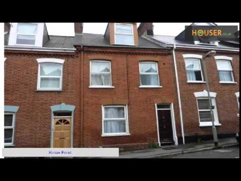 5 bed terraced house to rent - 51, Portland Street, Exeter EX1 - Leamans Letting Agents Ltd